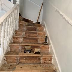 Staircase Broken